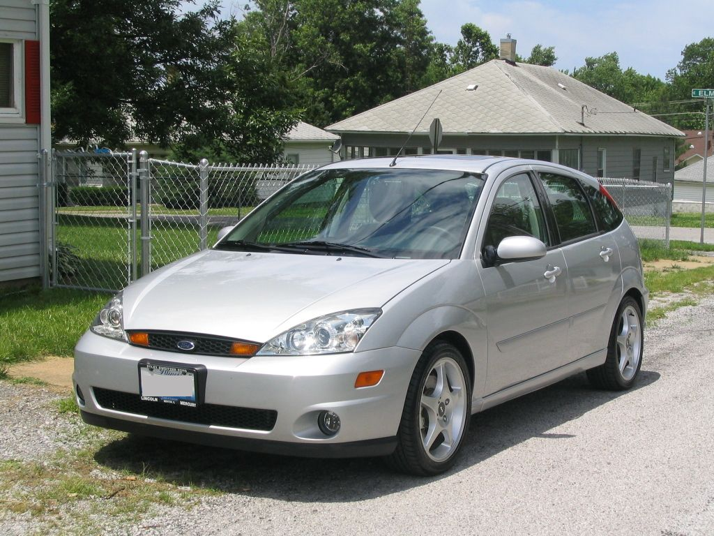 Ford svt focus 5 door