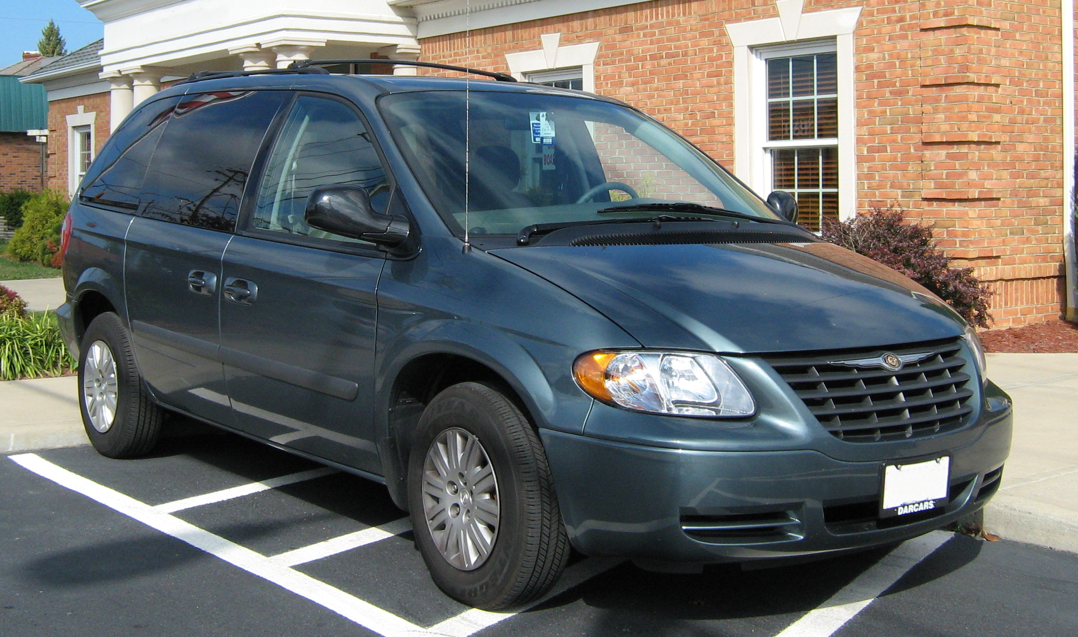 Chrysler vans models