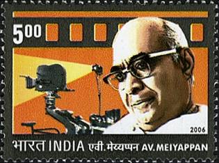 A. V. Meiyappan Indian Tamil filmmaker
