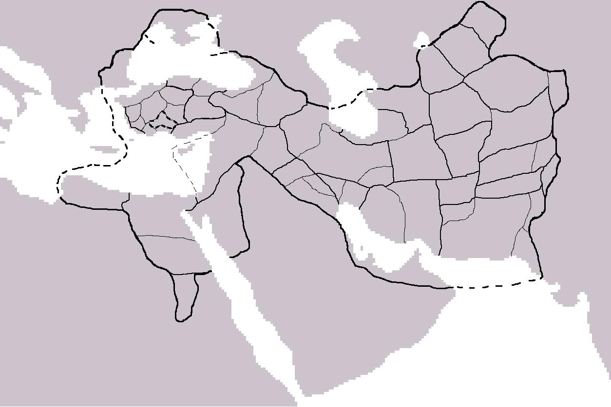 FileAchaemenid Persian Empire MapBlankpng Wikimedia Commons - Persian empire map