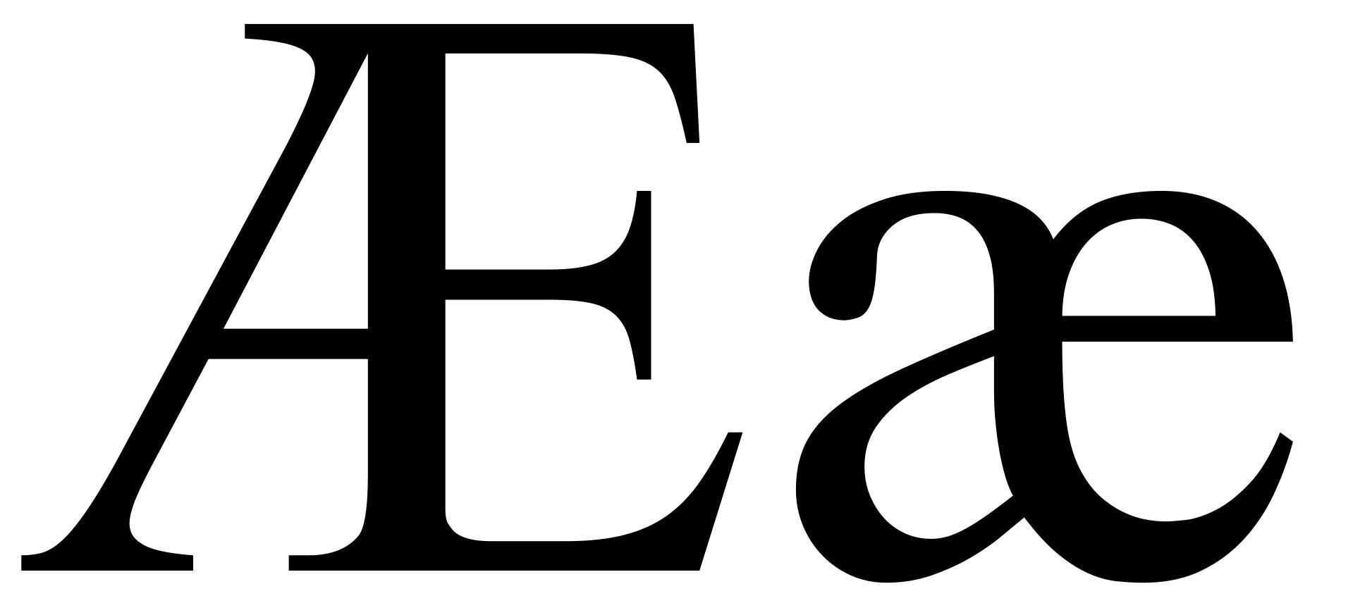 Æ - Wikipedia