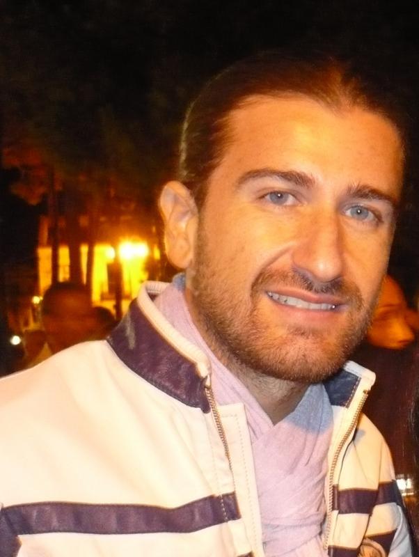 Alessandro Siani a Castellabate per l'anteprima di Benvenuti al Sud (2010)
