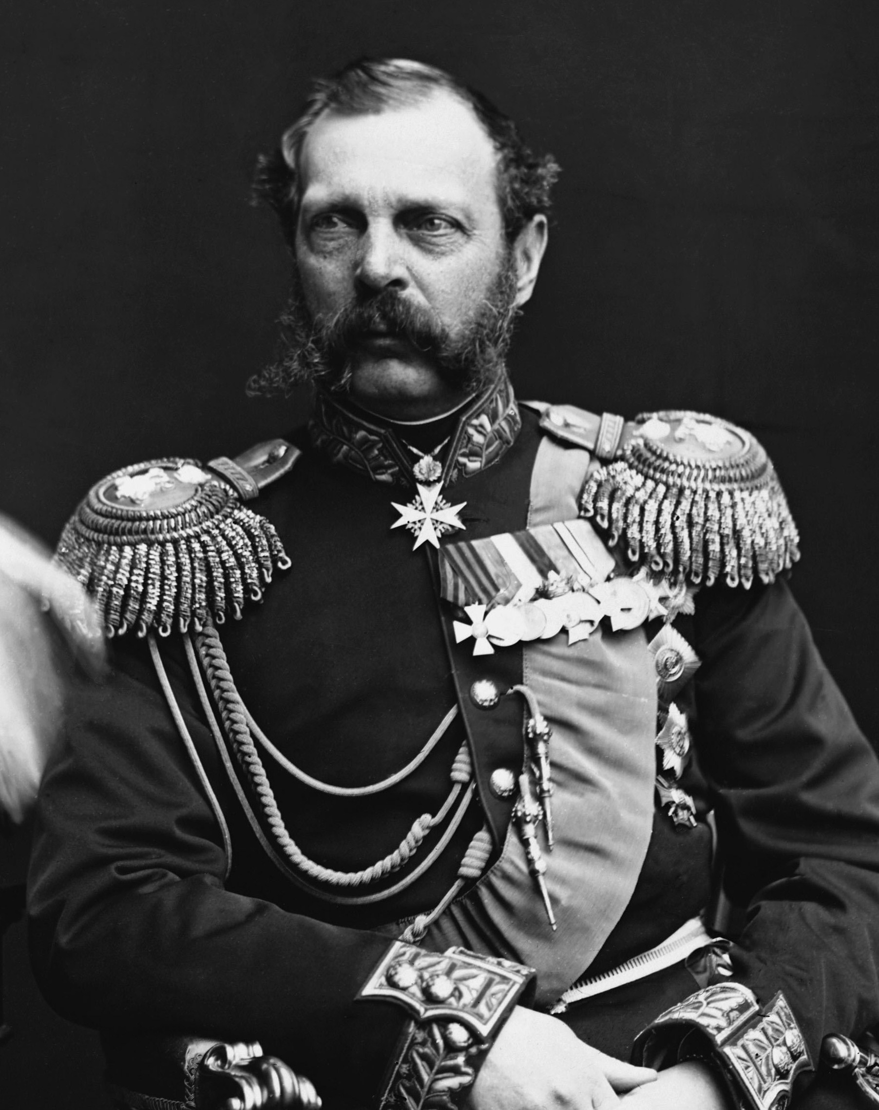 Image result for Tsar Alexander II