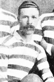 Alfred Richards (sportsman) Rugby player