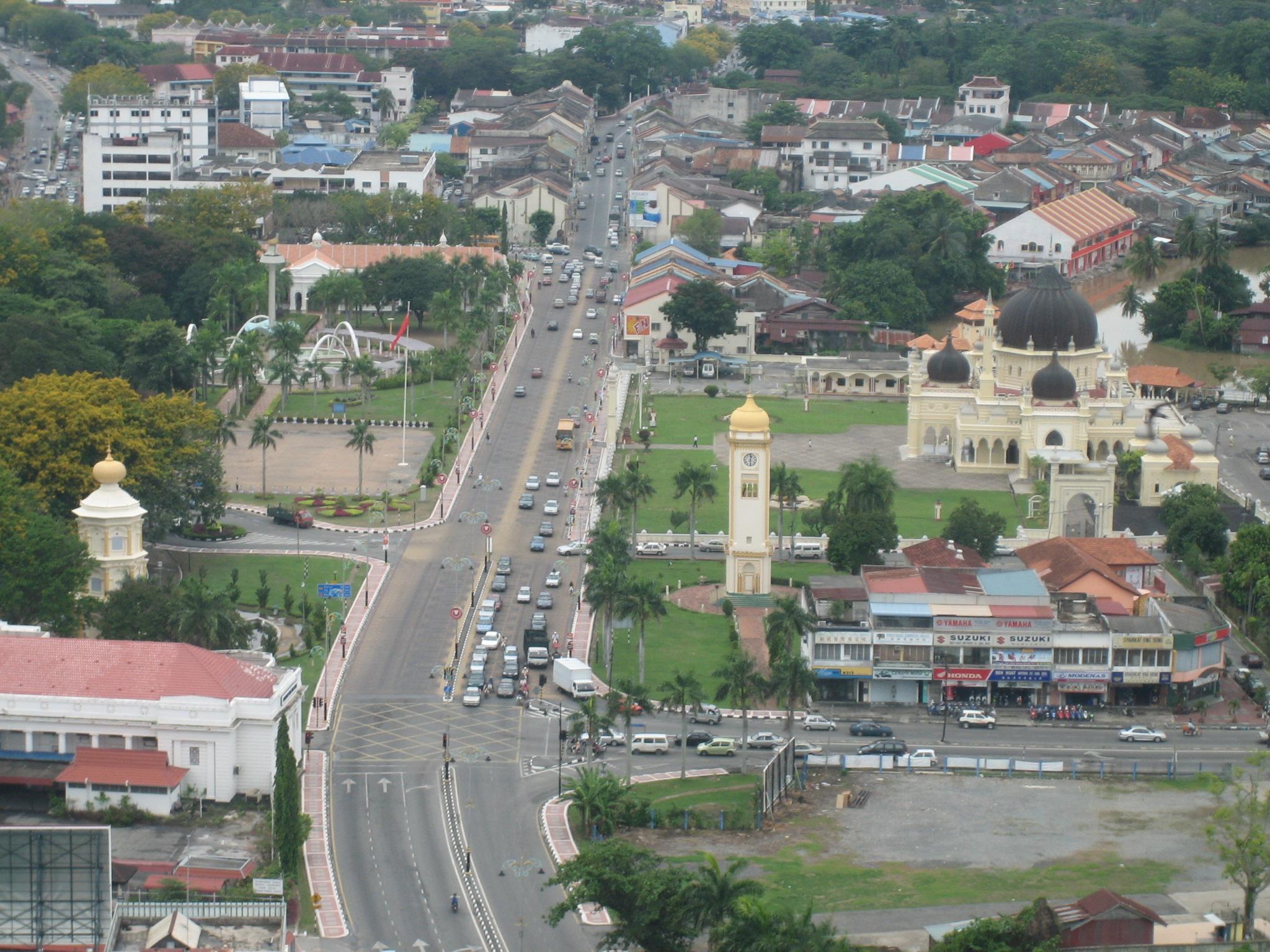 Alor Setar Malaysia  city images : alor toman, Terengganu, Malaysia What happens in kampong alor ...