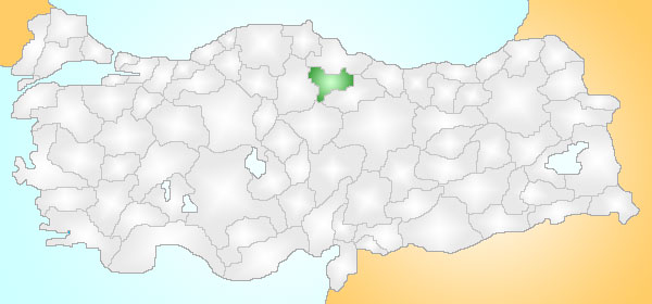 ملف:Amasya Turkey Provinces locator.jpg