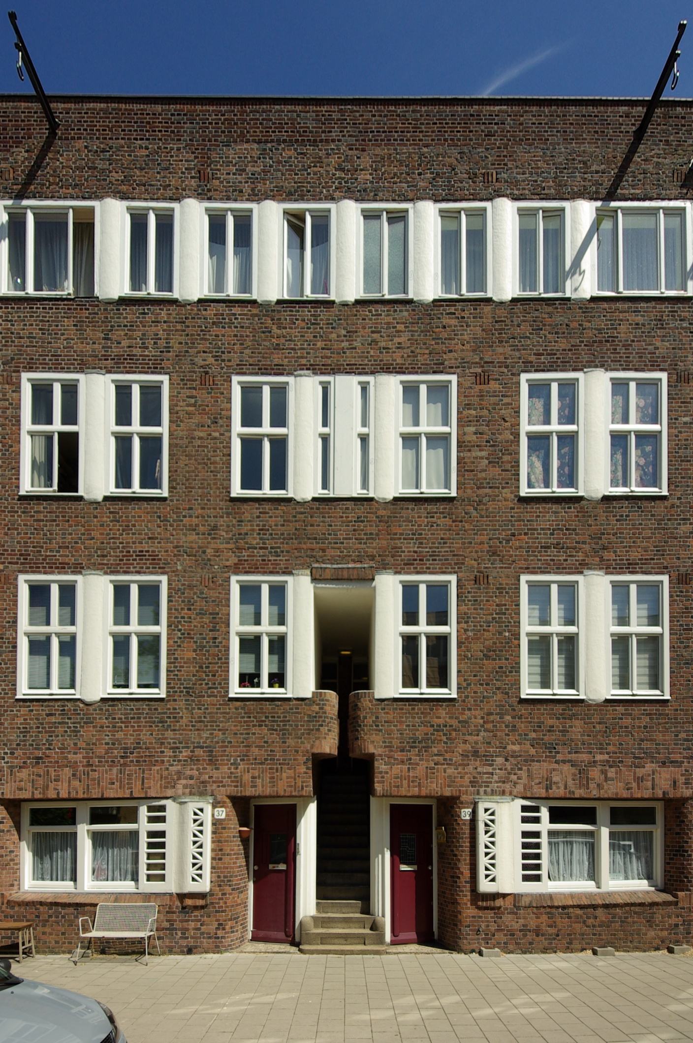 File amsterdam woonhuis holendrechtstraat 1 47 007 jpg for Woonhuis rotterdam