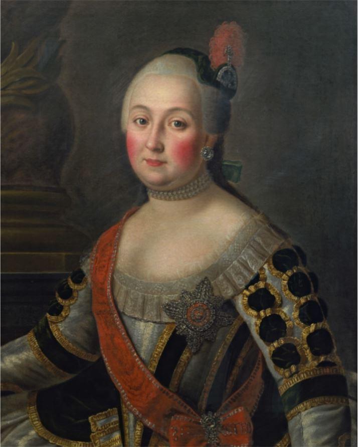 Anna Vorontsova by Antropov (1763, Russian museum).jpg