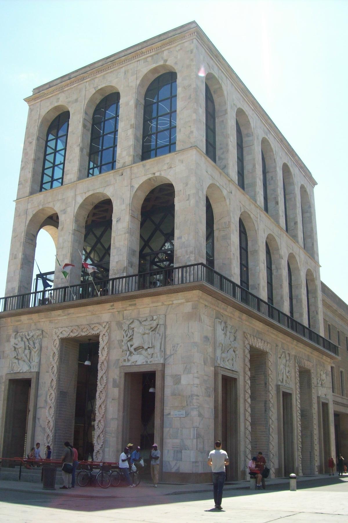 Museo Del 900 Milano.File Arengario Di Milano Museo Del Novecento Jpg Wikimedia Commons