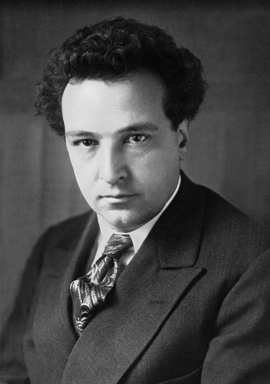 Arthur Honegger in 1928