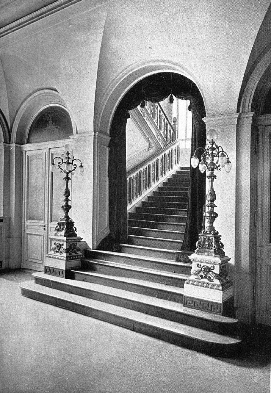 file arwed rossbach und seine bauten berlin 1904 leipzig k nigliches palais. Black Bedroom Furniture Sets. Home Design Ideas