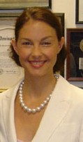 Actress Ashley Judd, who has appeared in over ...