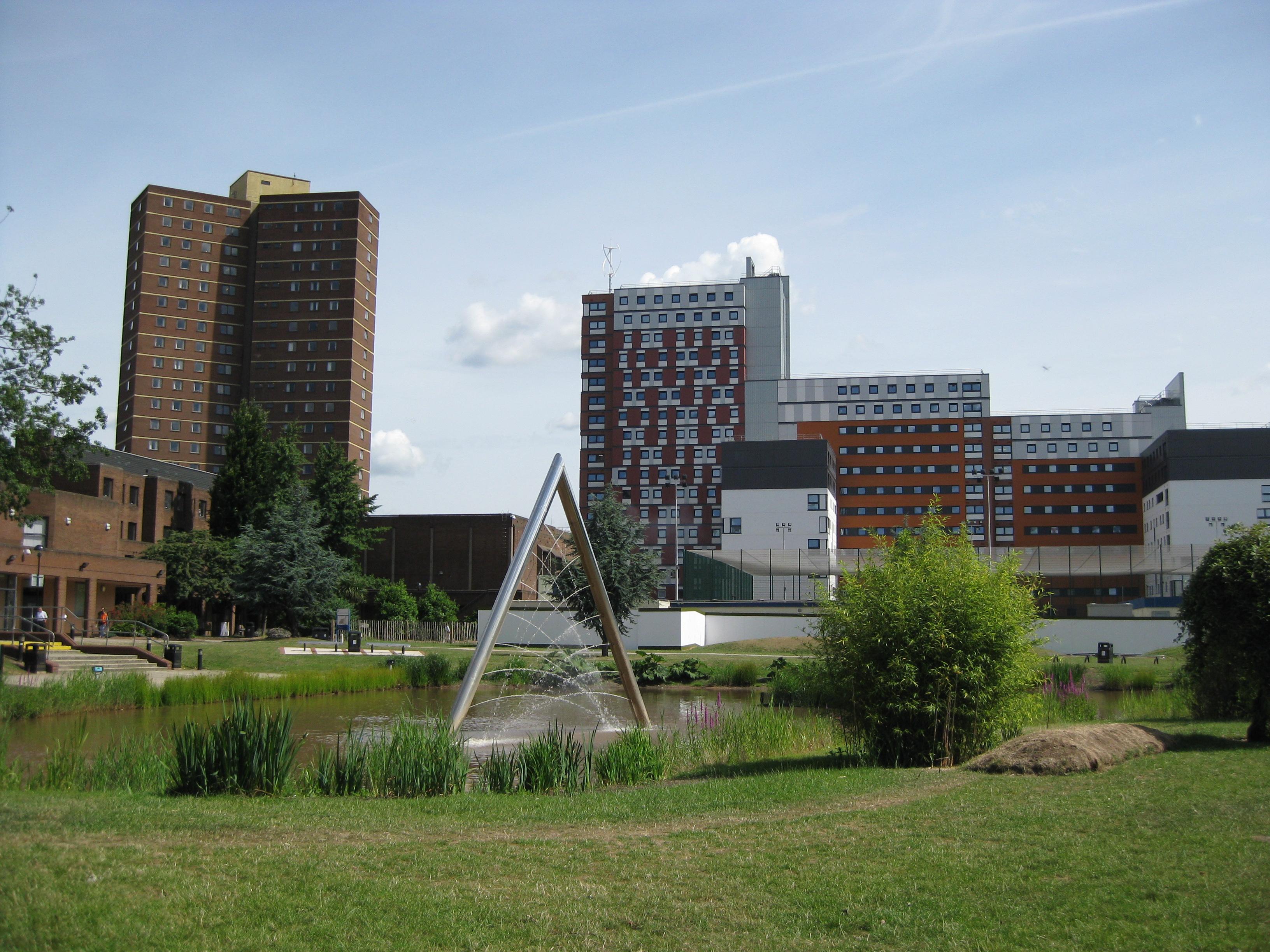 Aston University Engineering Building