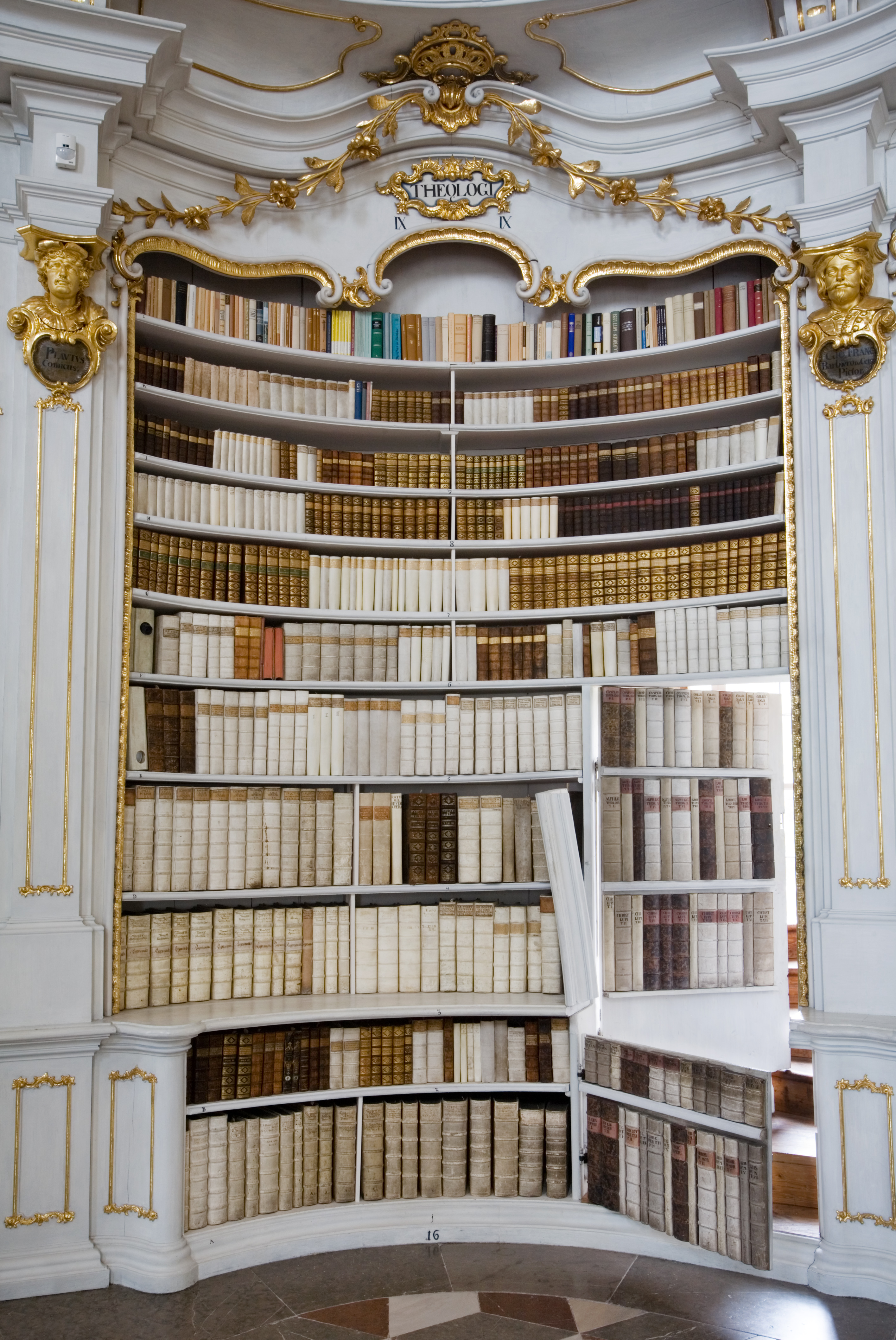 Admont Austria  city photos : Austria Admont Abbey Library 1356 Wikimedia Commons