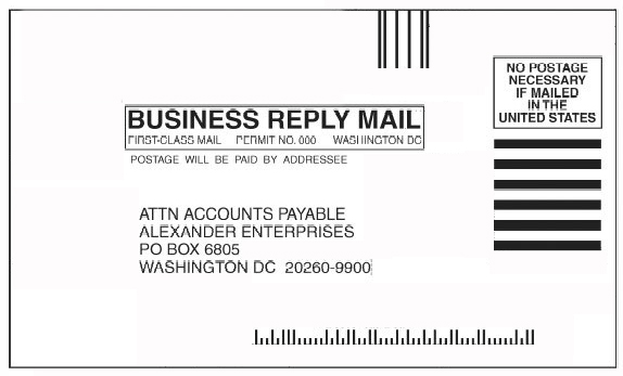 File bmr wikimedia commons for Usps business reply mail template