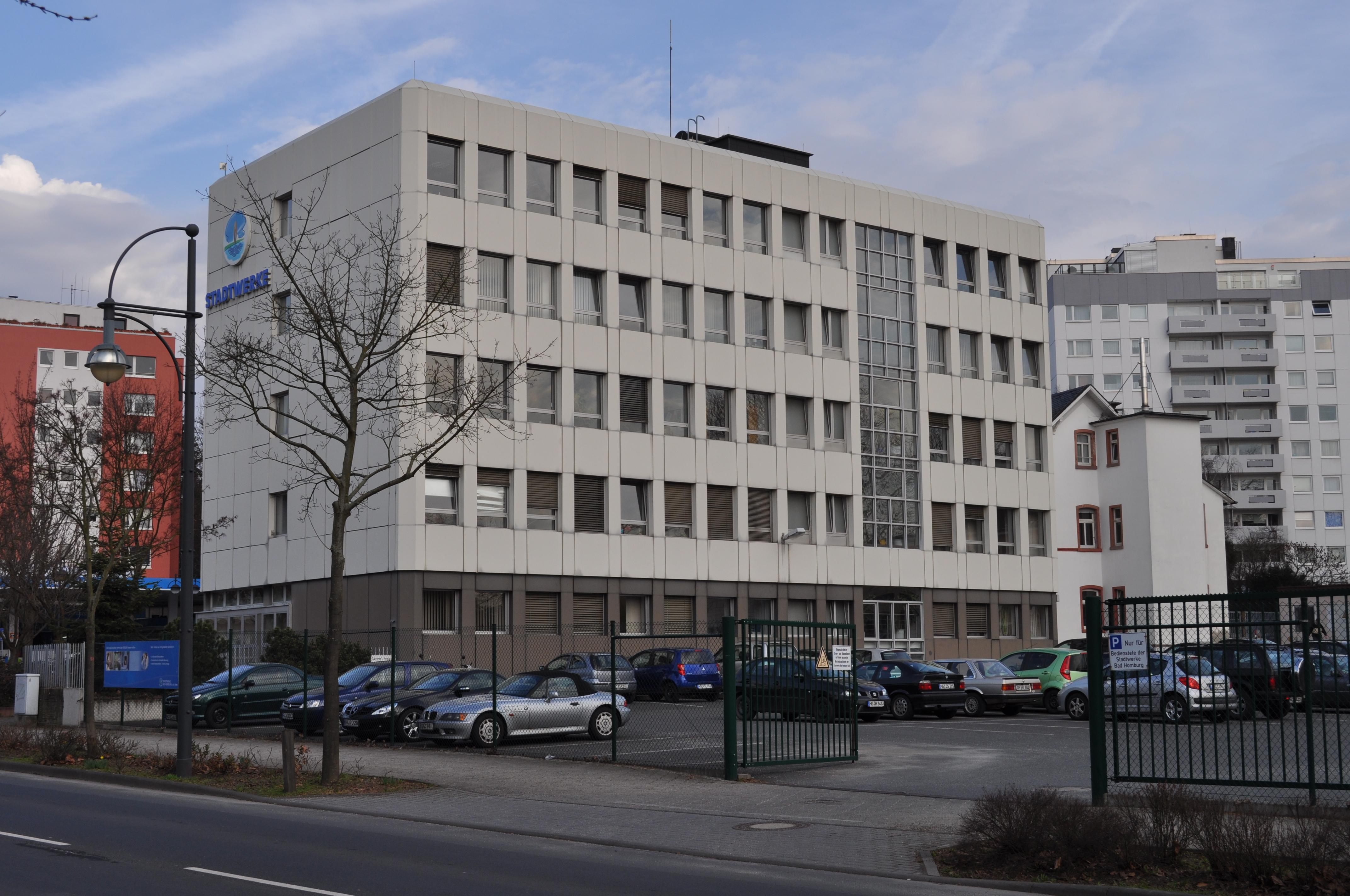 Stadtwerke Homburg öffnungszeiten