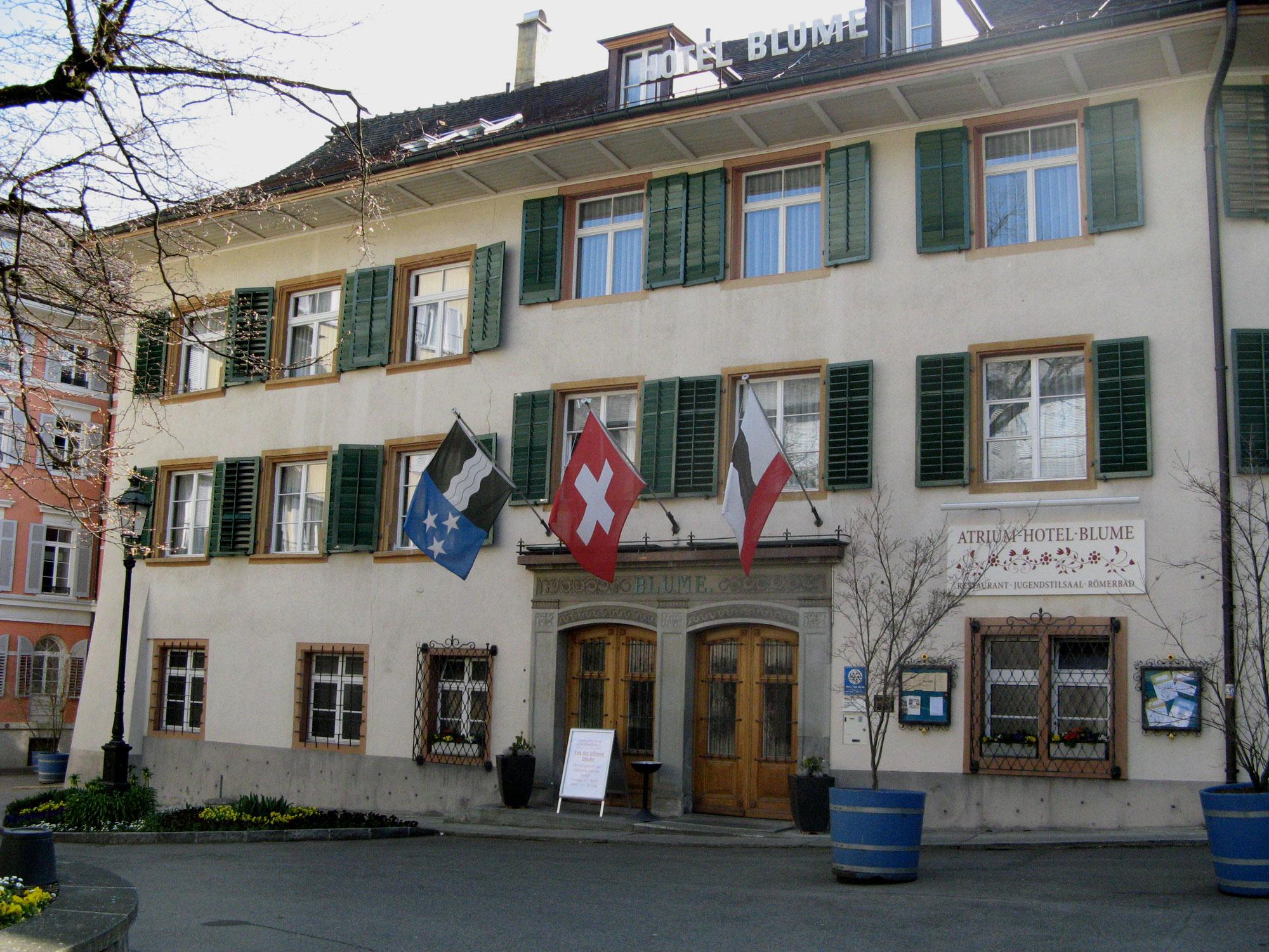 Hotel Blume Wikipedia