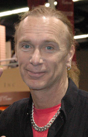 Fotografia di Billy Sheehan