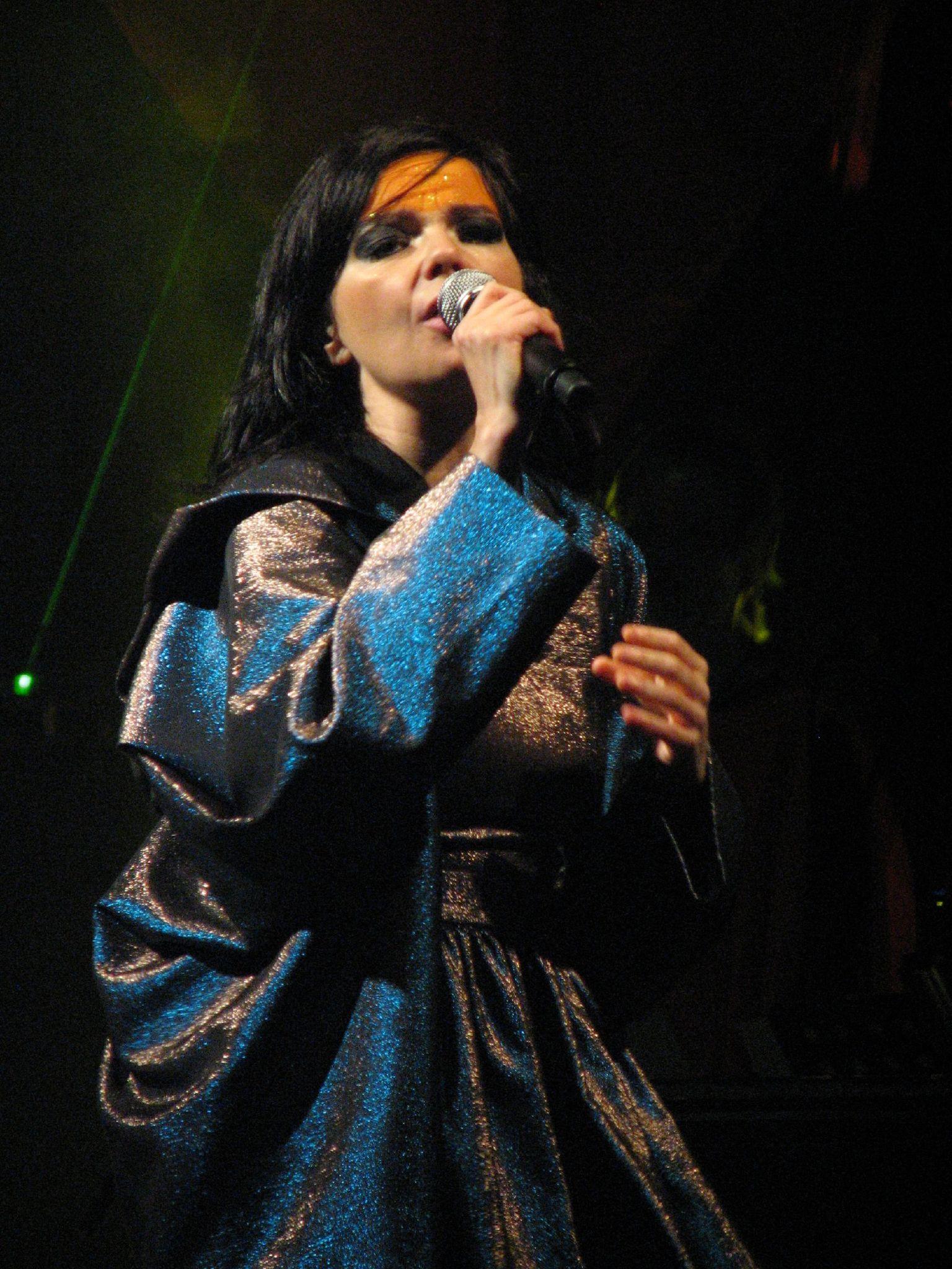 Björk en 2007.