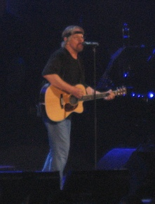 English: Picture of Bob Seger. Cropped version...