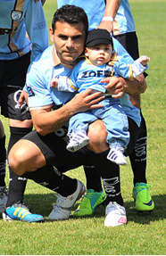 Cristian Bogado Paraguayan footballer