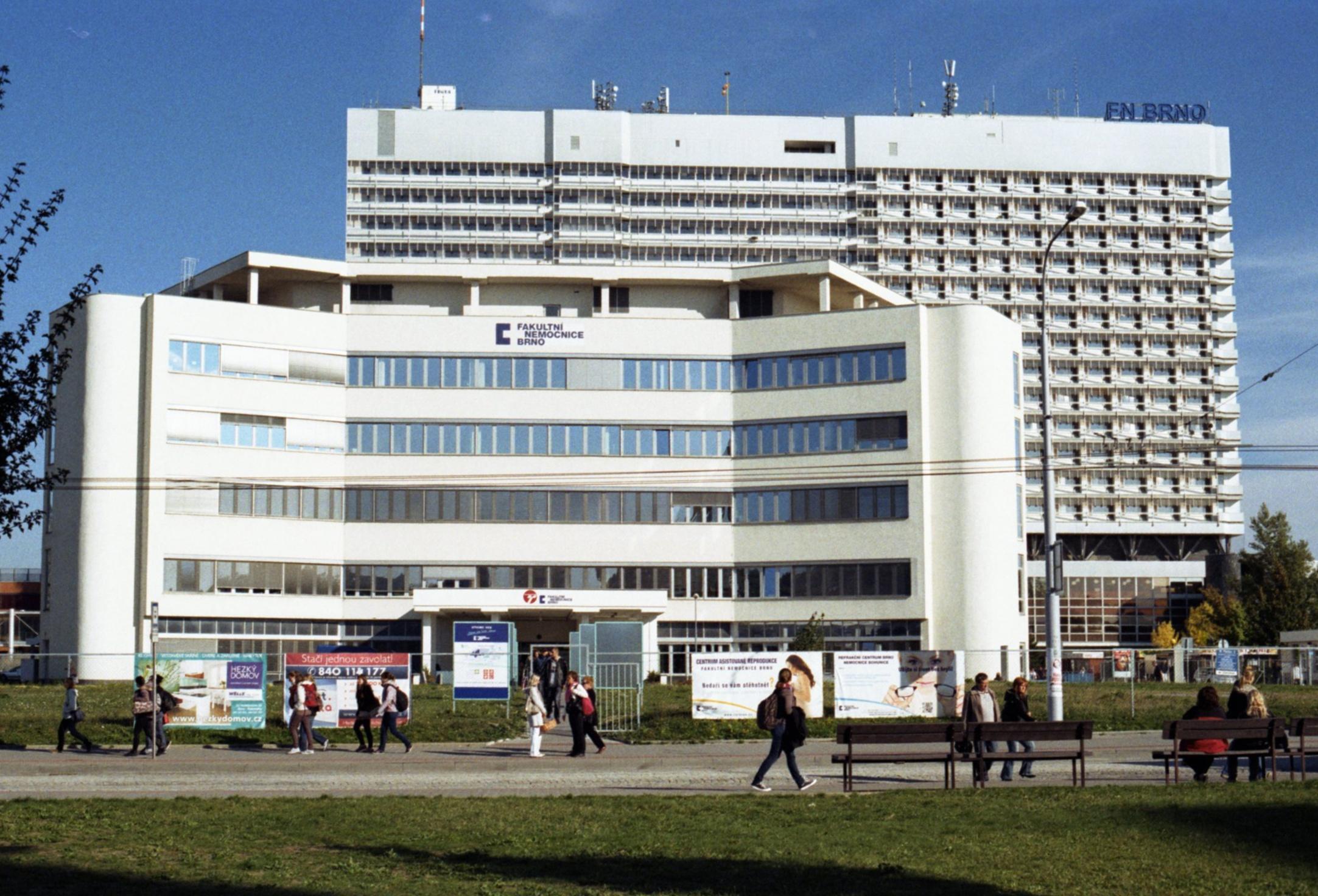 Nemocnice Bohunice Wikipedie