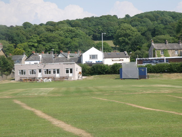 Bolton-le-Sands Cricket Club - geograph.org.uk - 1949827
