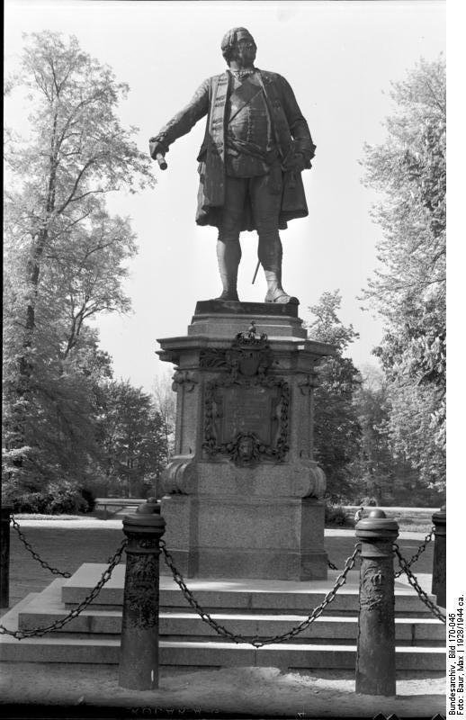 Denkmal Wilhelm 1 Denkmal Friedrich Wilhelm