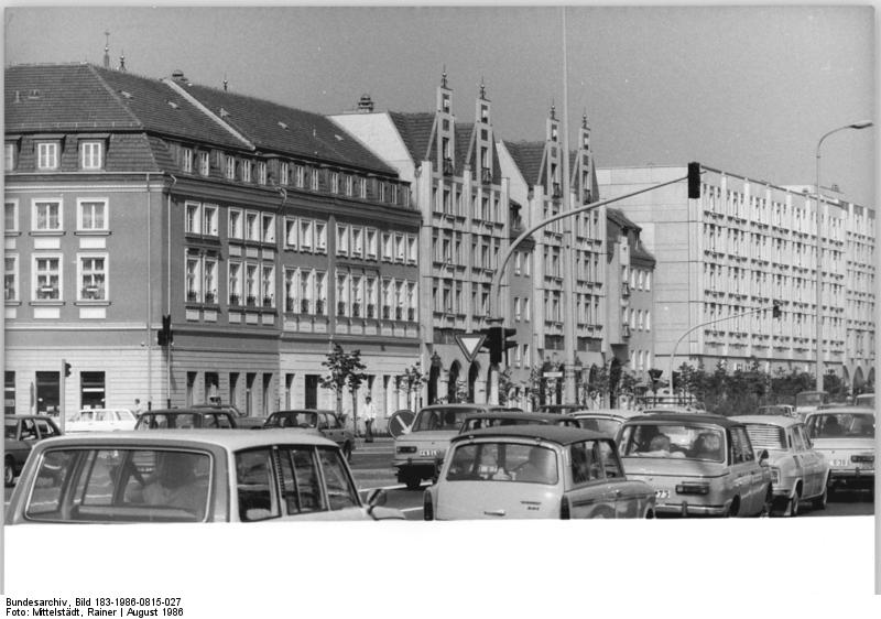 Spandauer Straße Berlin