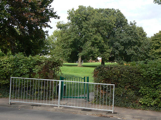 File:Cator Lane Recreation Ground - geograph.org.uk - 1478180.jpg