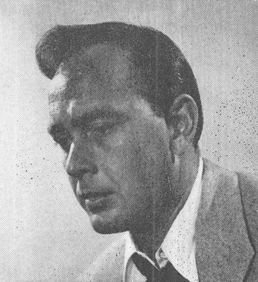 Charles F. Myers c. 1952