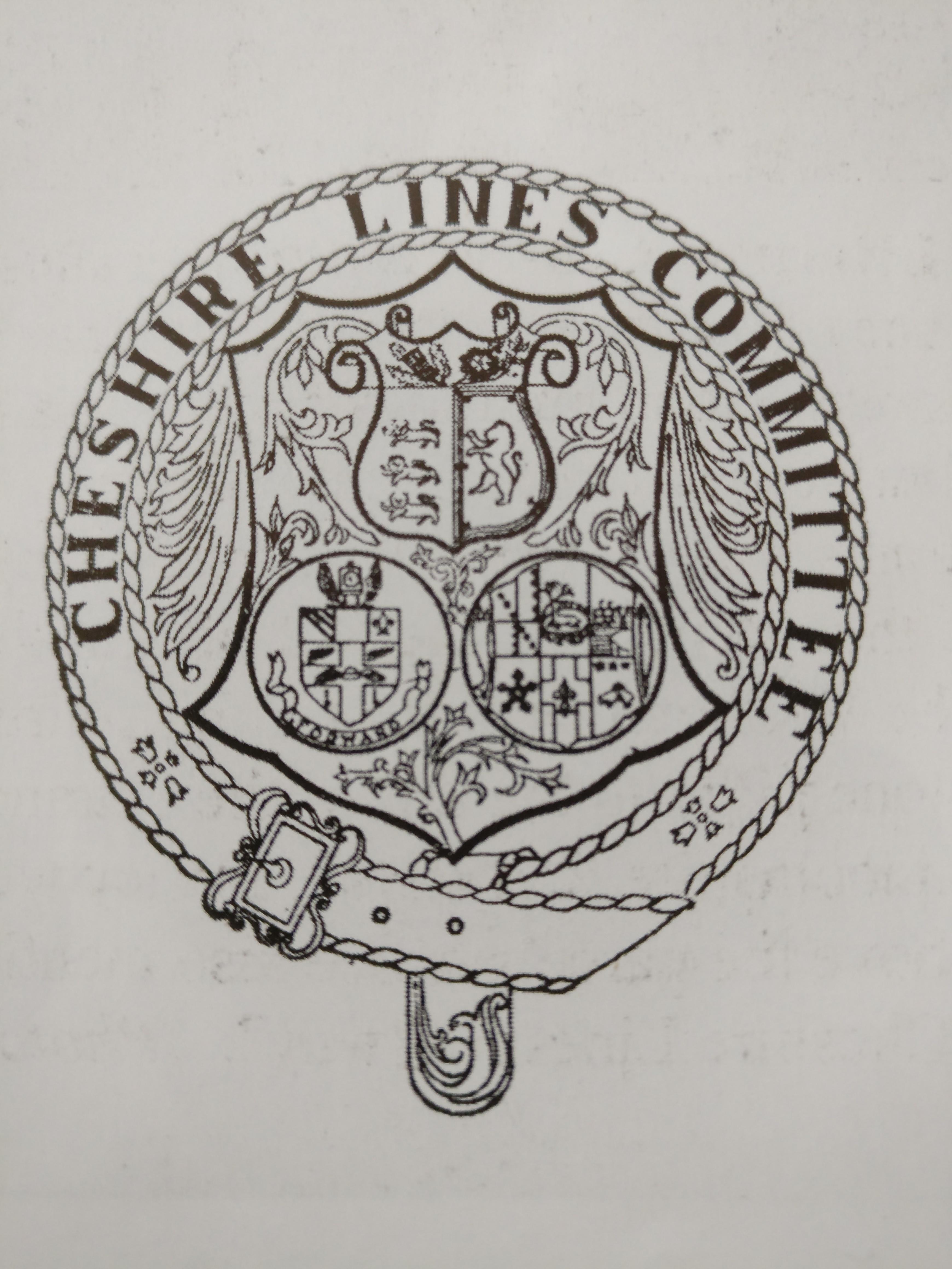OLD ORDNANCE SURVEY MAP ALTRINCHAM NORTH BROADHEATH 1897 TIMPERLEY