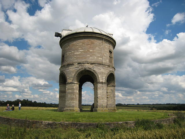 Chesterton Windmill - without sails - geograph.org.uk - 552254