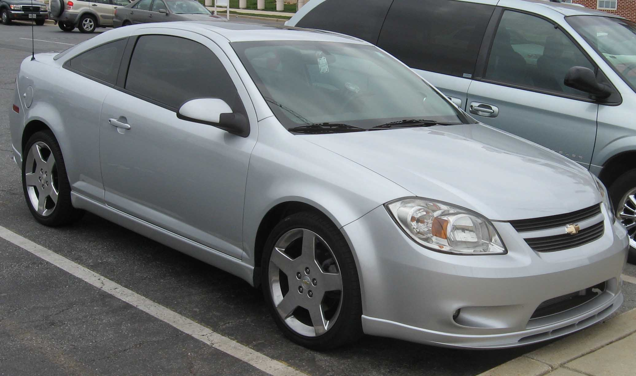 Datei Chevrolet Cobalt Ss Coupe Jpg Wikipedia