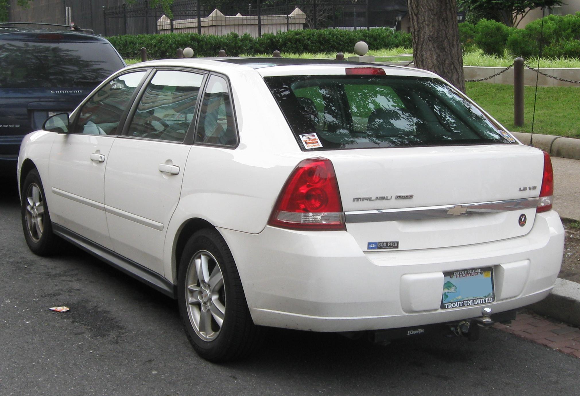 2003 Chevrolet Malibu Maxx Ls Related Infomation