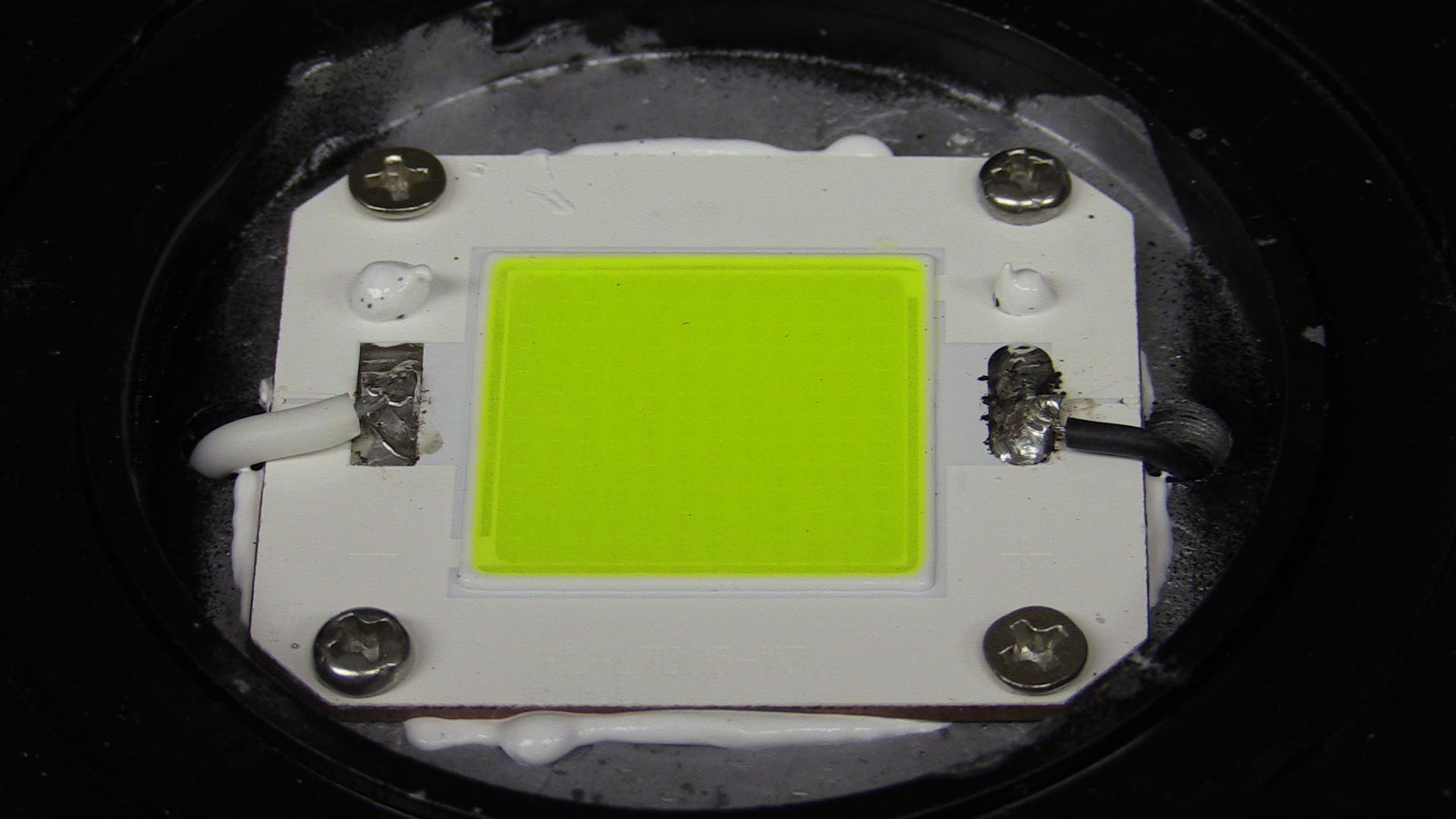 Chip-On-Board_COB_LED_Module Elegantes High Power Led Dekorationen