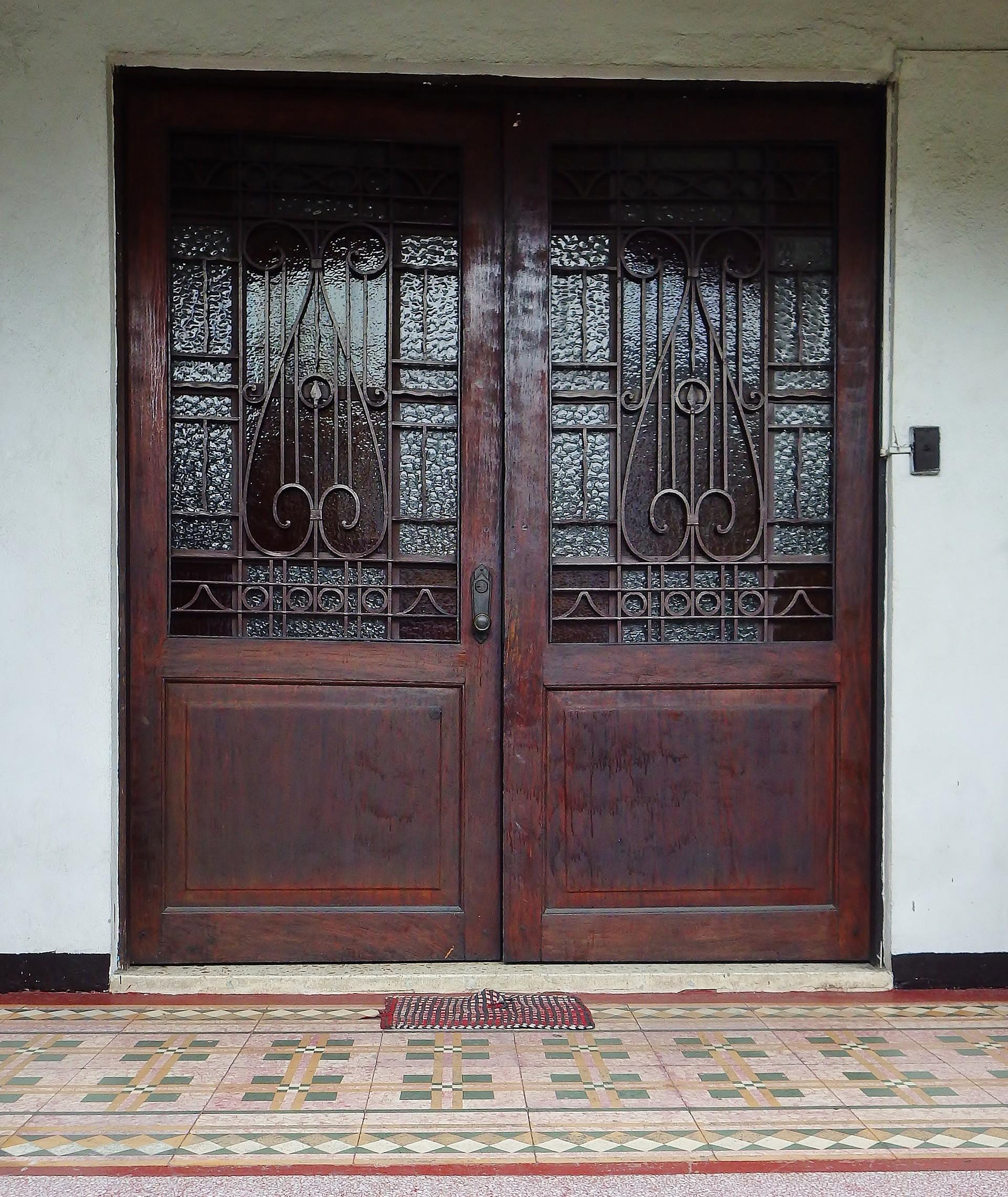 File Ciriaco Coronel House Main Door Jpg
