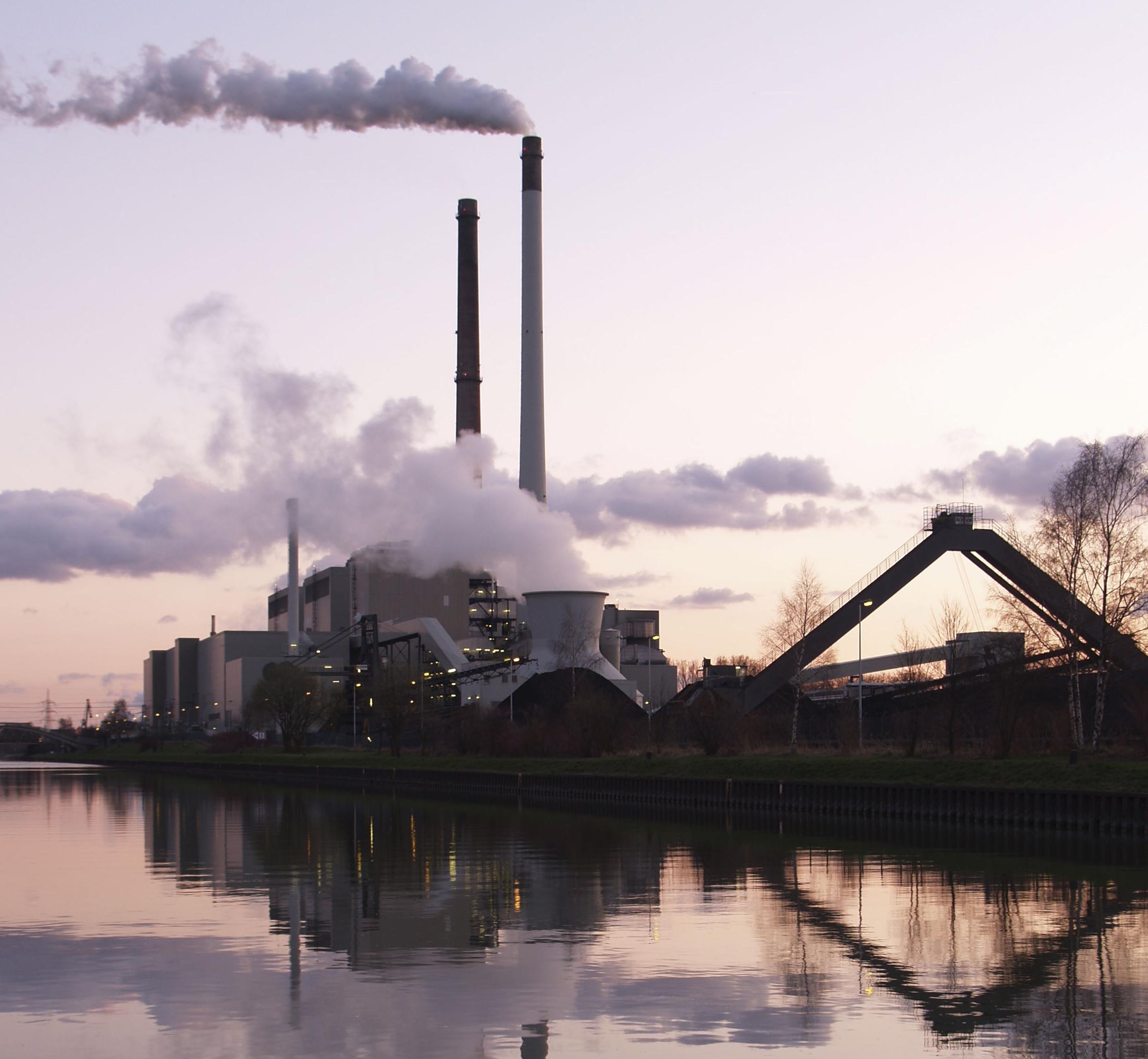File Coal power plant Datteln 2 Crop1 Wikimedia mons