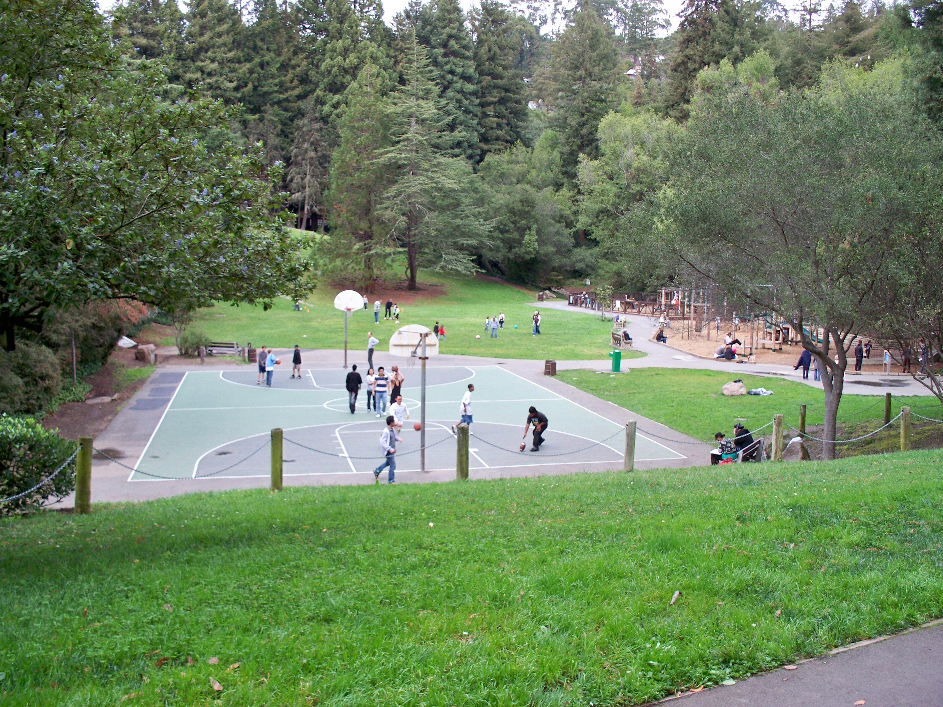 codornices park - Berkeley Rose Garden