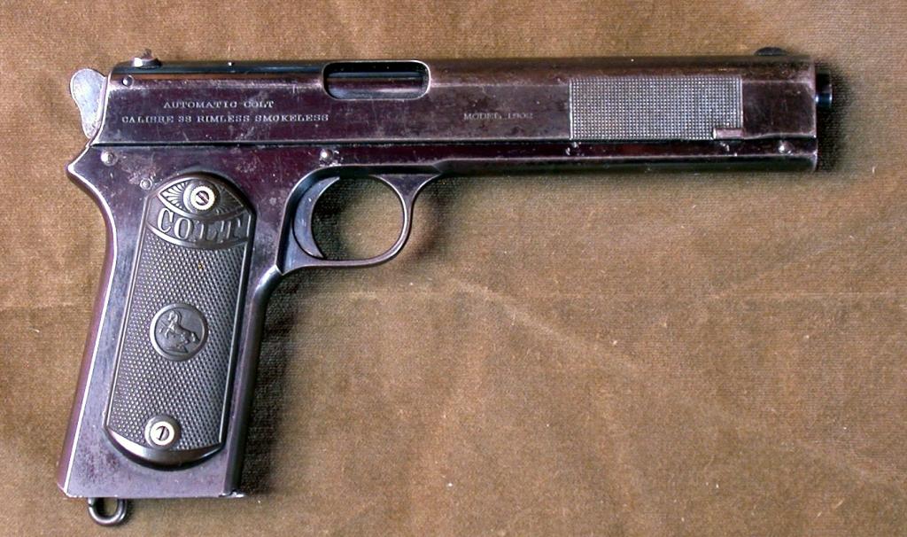 Colt M1902 - Wikipedia