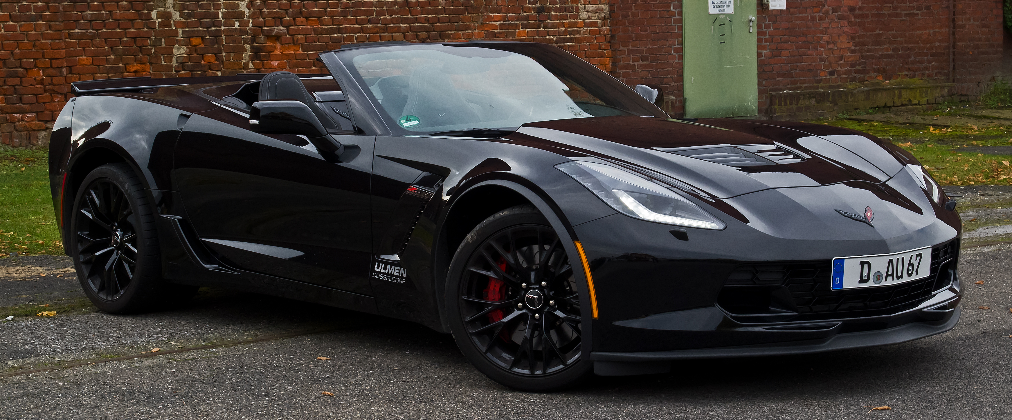 Unique Build 2016 Corvette Z06