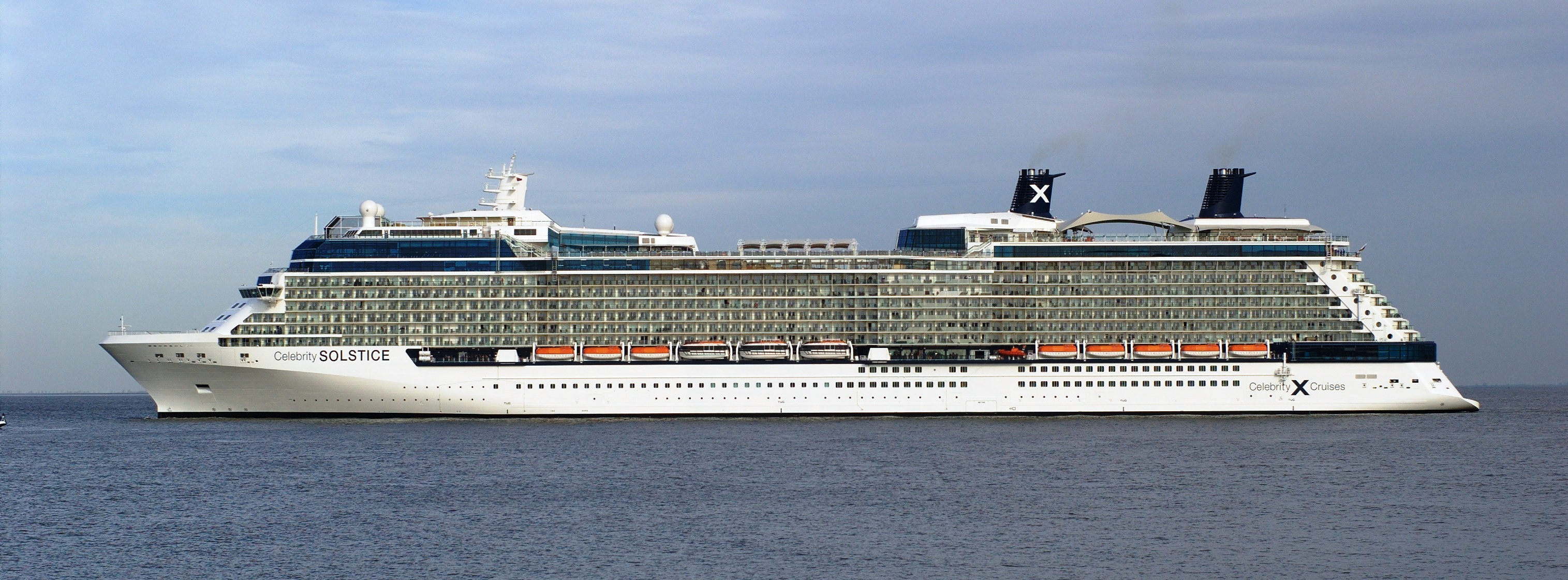 Celebrity solstice history
