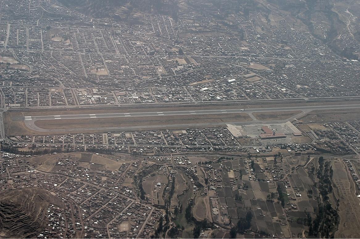 Alejandro Velasco Astete International Airport Wikipedia