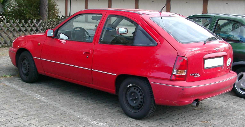 File:Daewoo Nexia rear 20071018.jpg