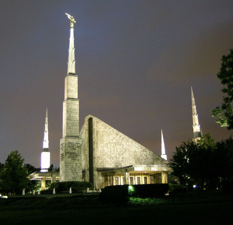 Dallas Texas Temple Wikipedia