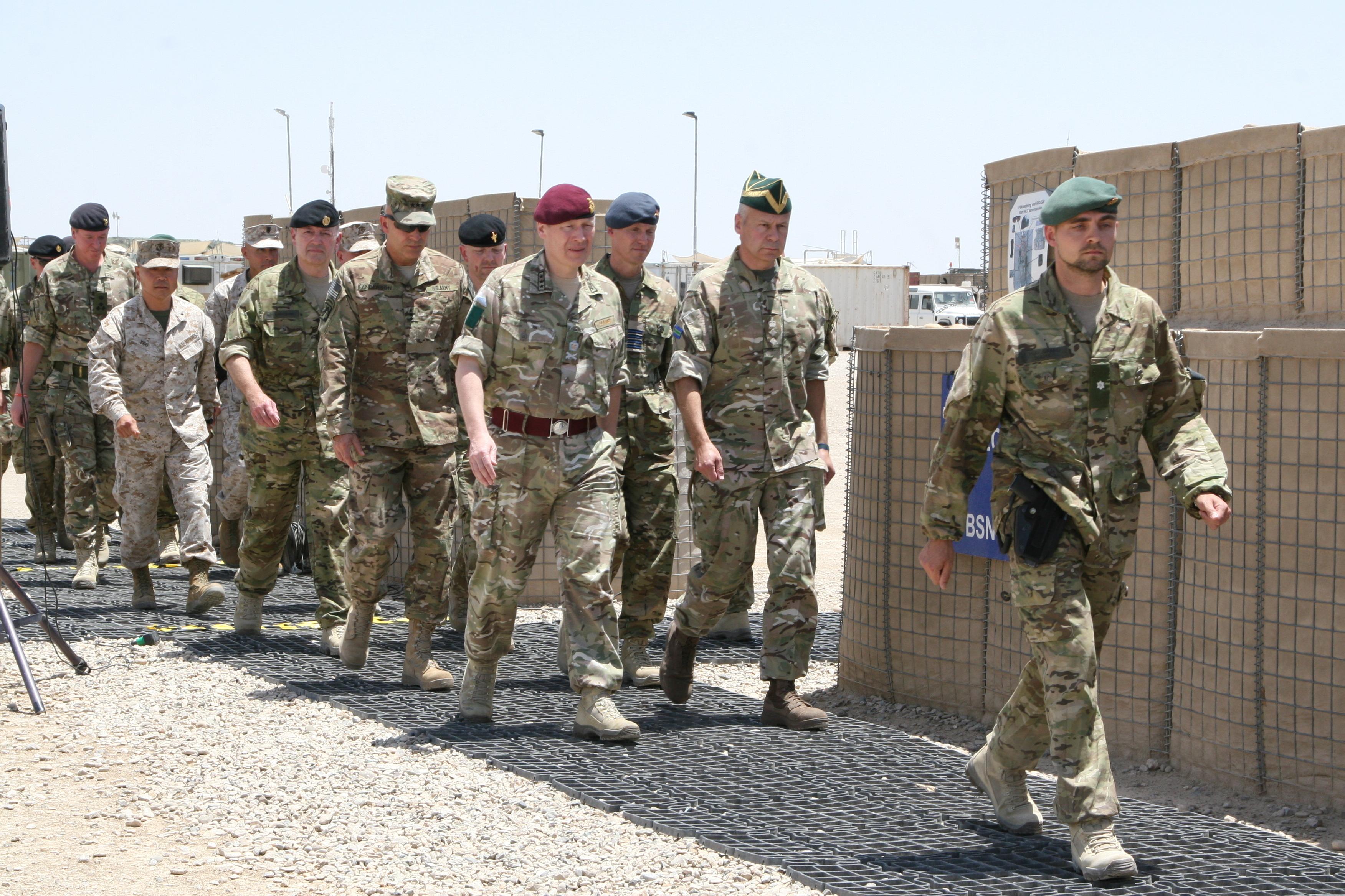 Количество датчан, уклонявшихся от призыва в армию, выросло в прошлом году на 143%