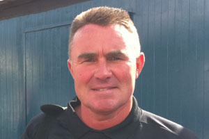 Andy Dibble Welsh footballer and coach