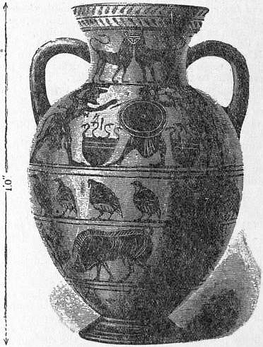 EB1911 Ceramics Fig. 24.—Ionic amphora, with contest between Heracles and Hera.jpg