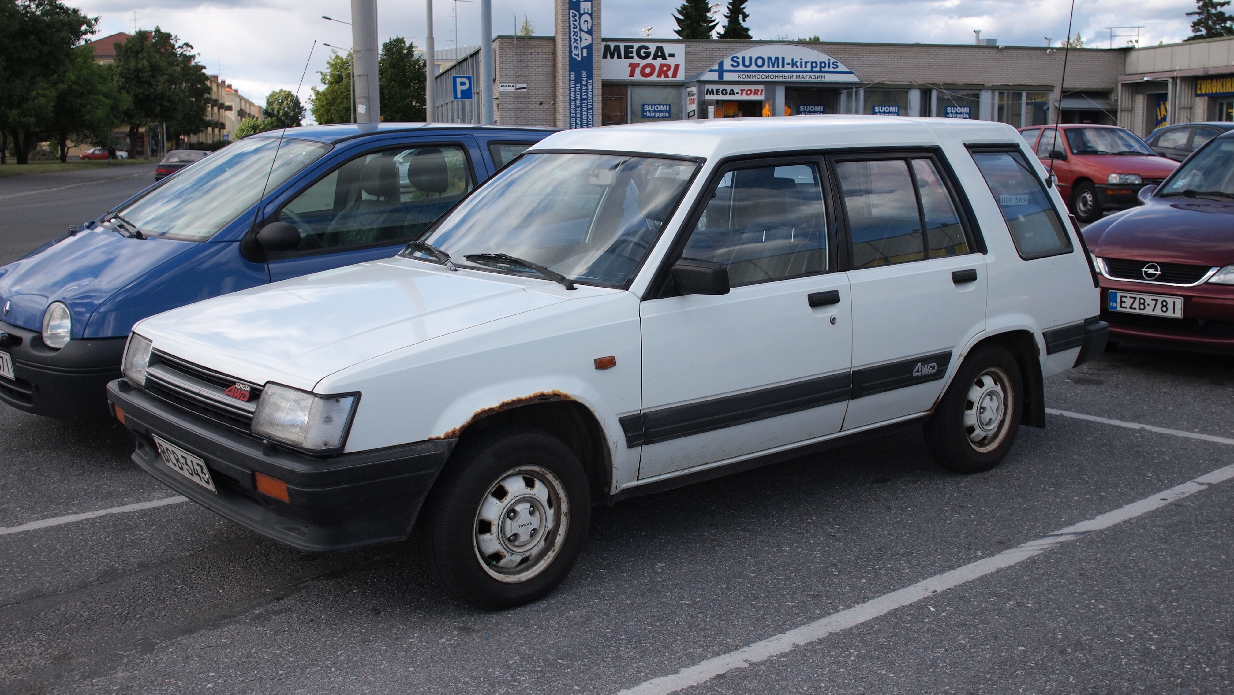 Toyota Small Cars For Sale
