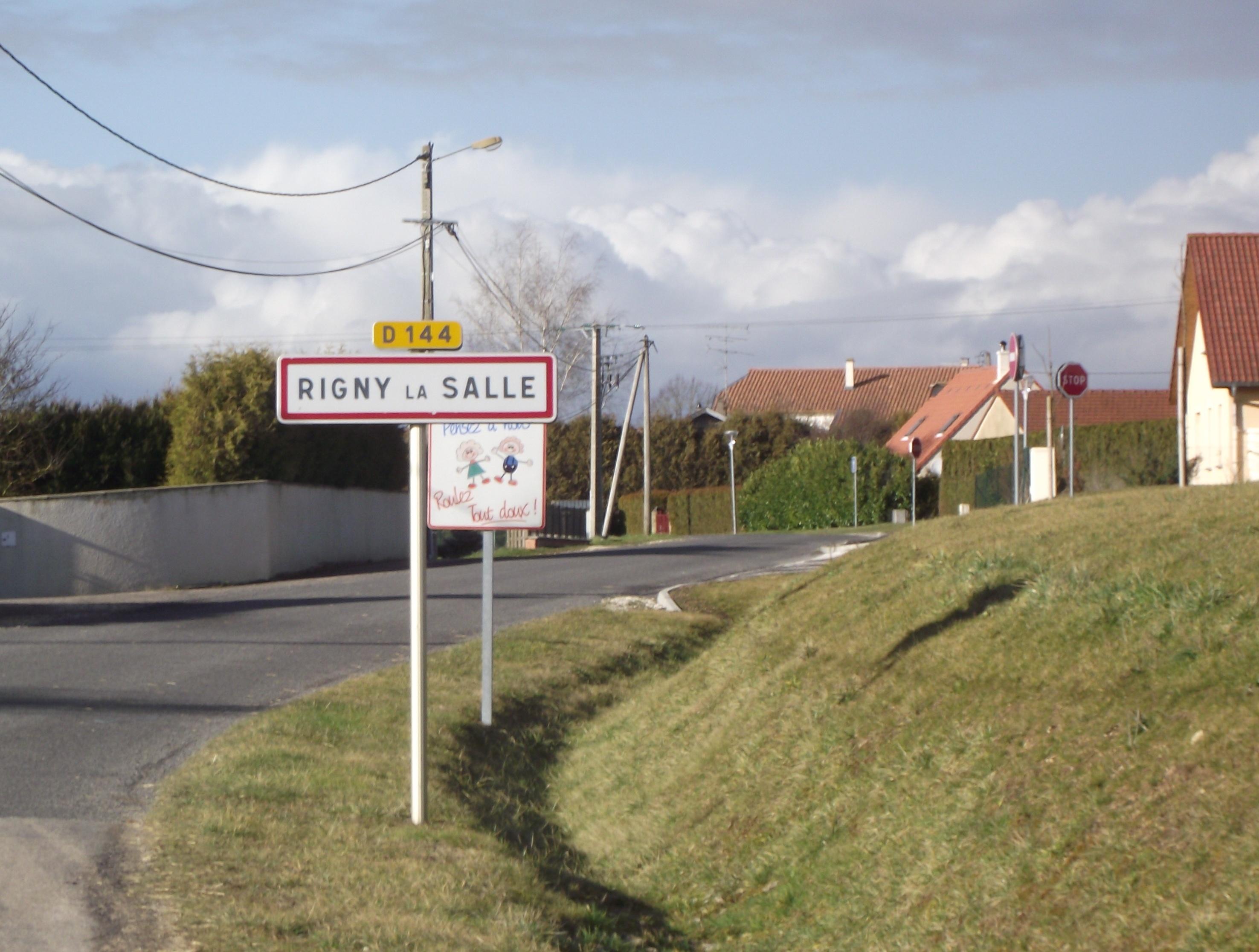 Rigny-la-Salle
